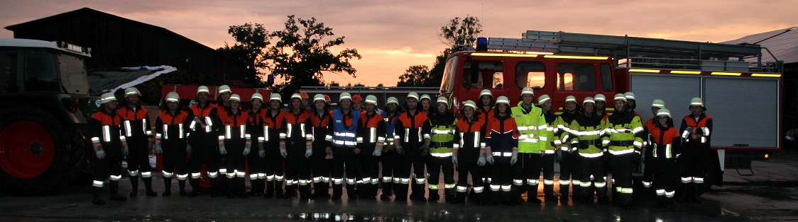 Funkübung leitende Wehr Waal @ Treffpunkt Feuerwehrgerätehaus