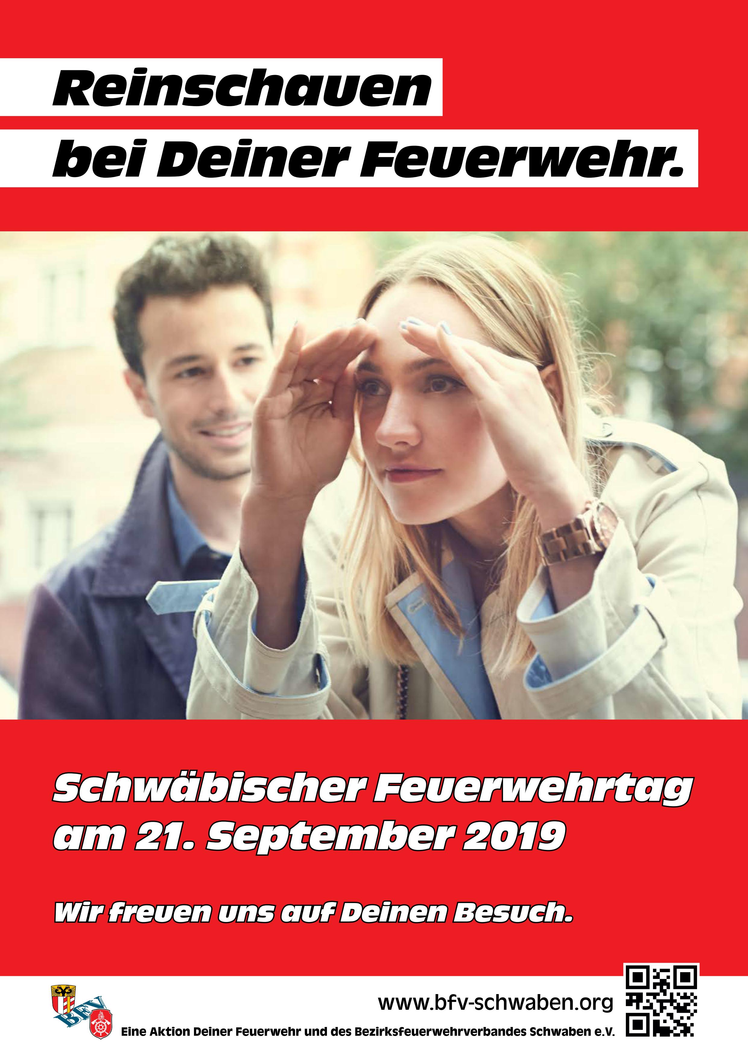 Reinschauen bei deiner Feuerwehr #Schwäbischer Feuerwehrtag